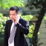 [Chùm ảnh] Bắt đầu xét xử 'đại án' Ngân hàng Xây dựng Việt Nam